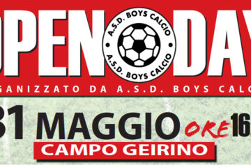Open Day Boys Calcio!