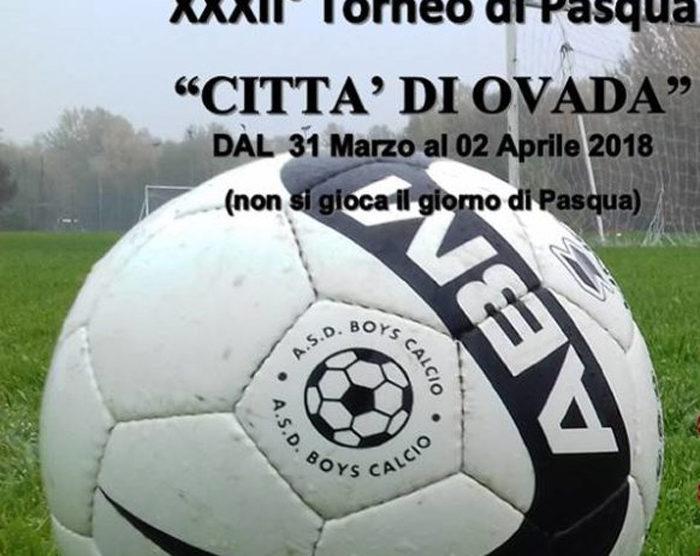 """32° Torneo di Pasqua """"Città di Ovada"""""""
